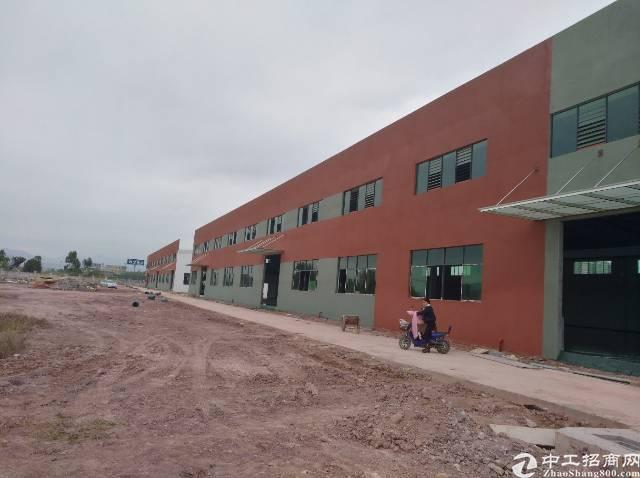 惠城区原房东独院钢构厂房滴水12米16000平方可以分租