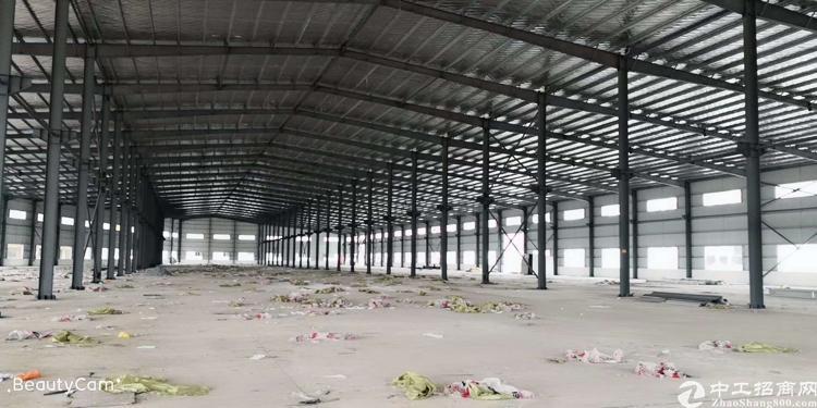 坪山新区10米高物流钢结构10000平米招商出租