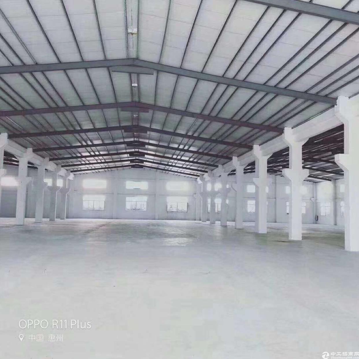 桥西新出独院钢结构厂房招租,可办环评!