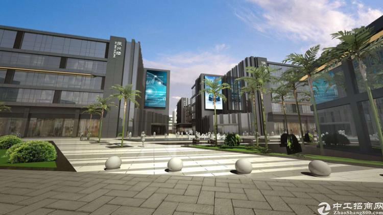 龙华民治清湖全新改造商业综合体电商园80000平大小可分