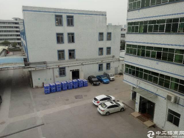 平湖山厦带装修四楼厂房360平方出租
