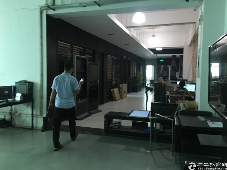 沙井1800平米带装修厂房出租
