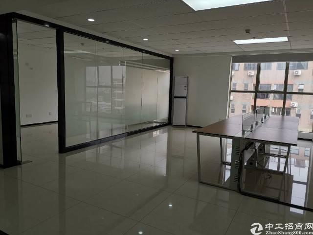 原房东写字楼龙胜地铁口零距离豪华装修260平