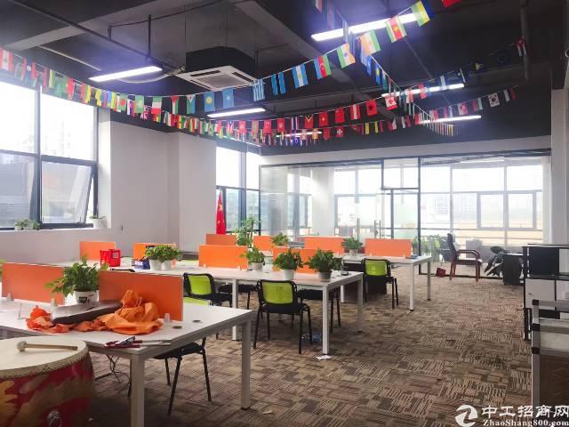 杨美地铁站1600平方精装修厂房招租