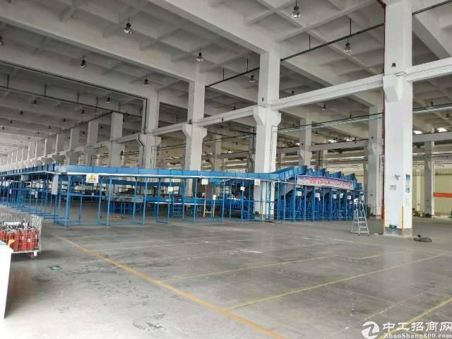 单一层厂房20000平出租