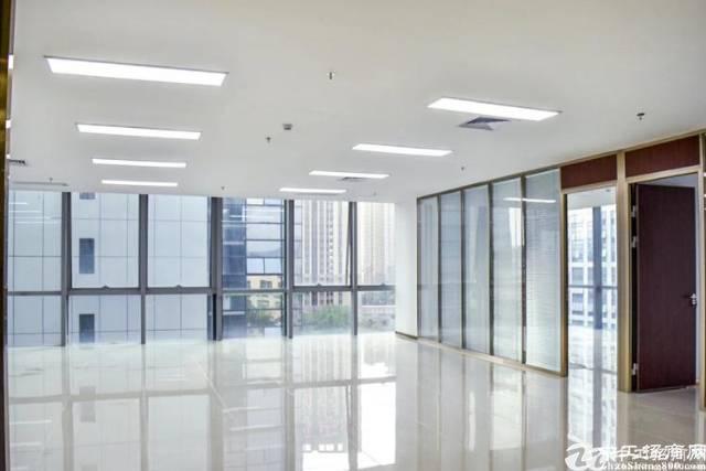 (出租)宝安西乡业主直租640平写字楼