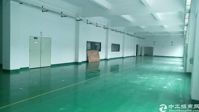 坂田一楼标准厂房400平方出租!带精装修!