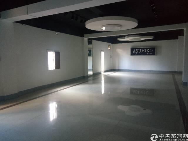 平湖华南城精装写字楼出租价格优50平米起