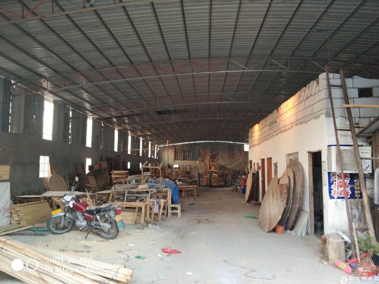 惠州市水口镇新建钢构适合仓库家具