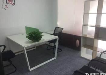 西乡全新装修三万平写字楼出租70平起租图片5