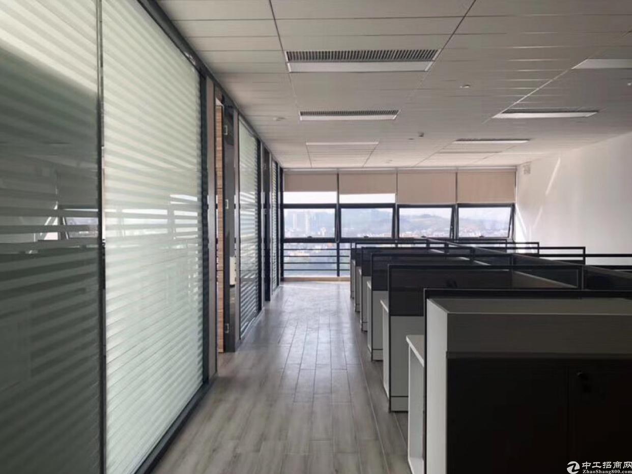 黄埔区科学城附近新空出二楼高新园区2100平