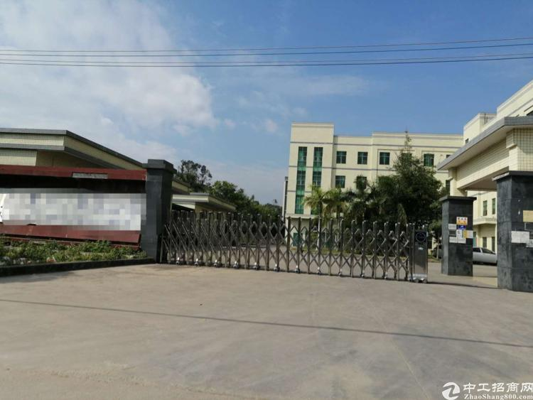 惠州市惠东县双证11000平方厂房