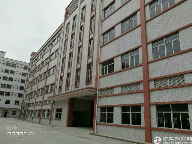 小金口原房东厂房2万平方可分租