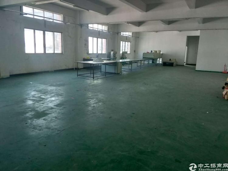 东莞茶山镇工业区四楼500平