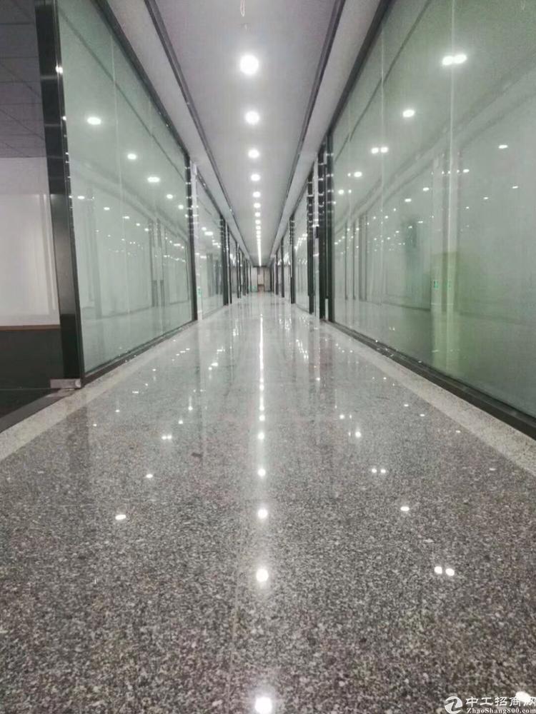 民治中心区精装修办公室出租100平~800平大小户型