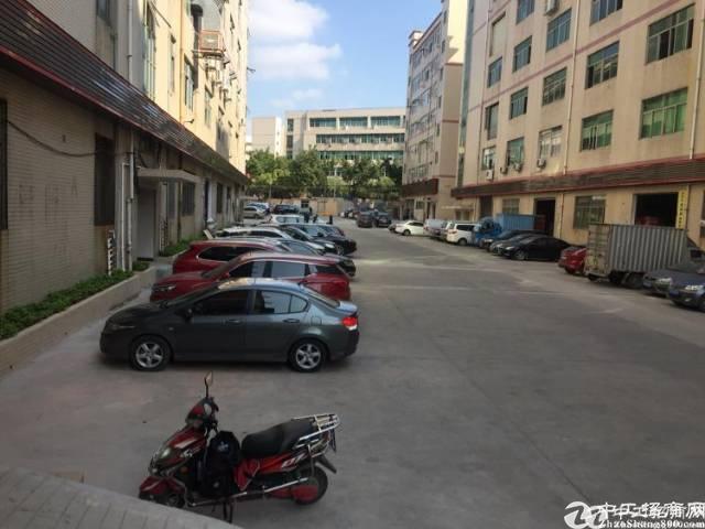 (出租)西乡固戍独院厂房出租一二楼8900平米300平起分租