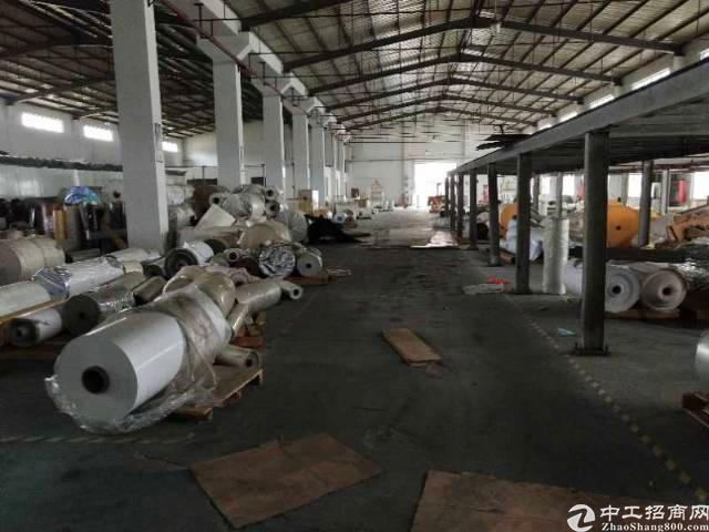 光明新区标准刚构厂房招租。