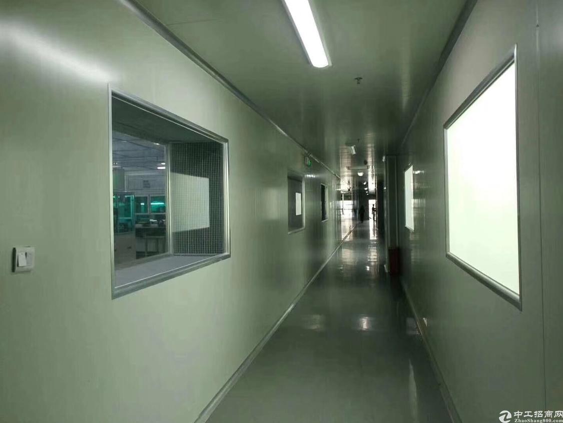 福永地铁口边上楼上新出1200平带精装修厂房-图2