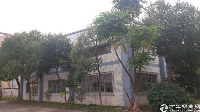 东莞大岭山占地16亩国有双证厂房出售
