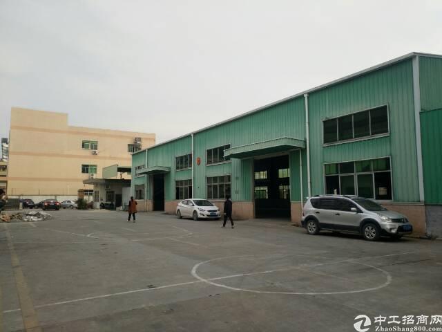 清溪镇新出1300平米钢构滴水8米带办公室装修出租