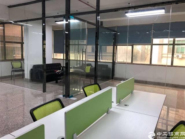 龙华新区精装修写字楼办公室145平方出租