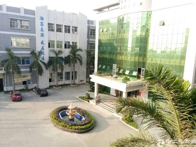 长安沙头南区刚出楼上2100平原房东厂房招租实际面积出租标准