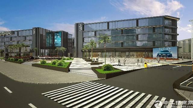 龙华清湖地铁站全新创客园大小面积100平起租