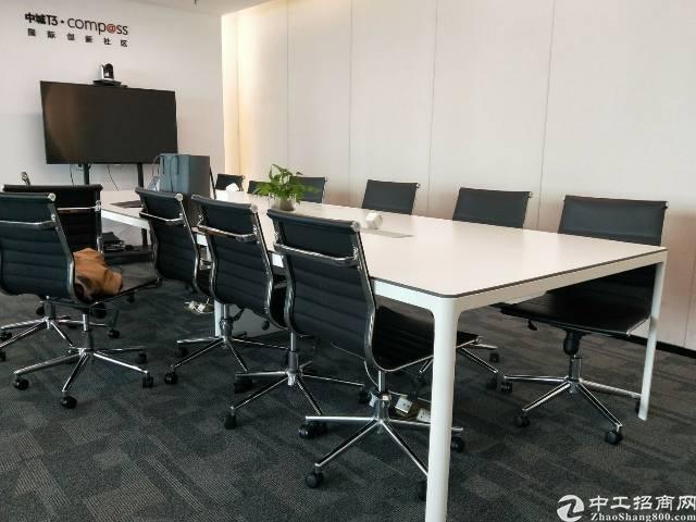 西乡银田工业区多元华办公室30平起租