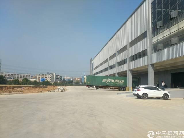 东城新出原房东标准十米高物流仓库18000平方带卸货平台出租