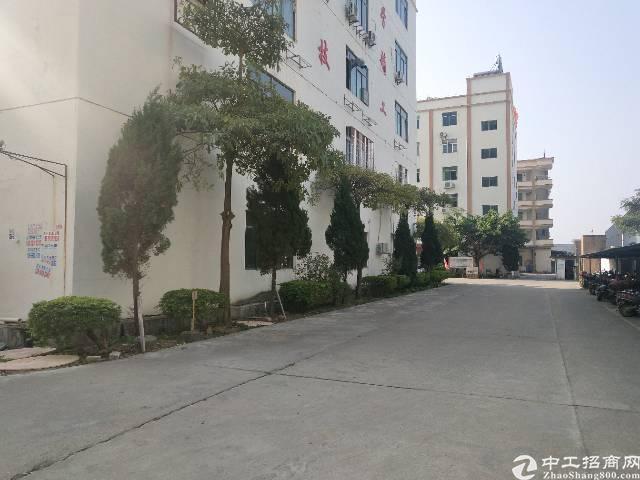 惠阳区良井镇楼上1600平米精装修厂房出租,无转让费