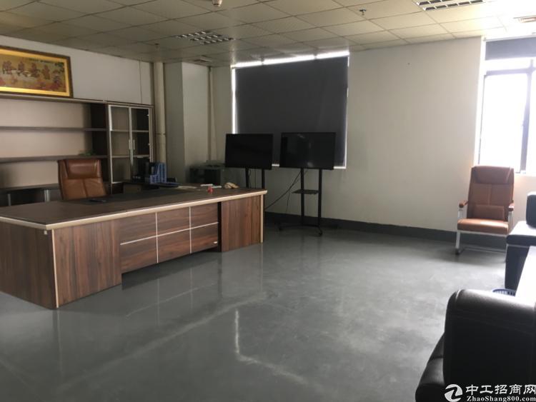 沙井东环路650平带装修厂房出租