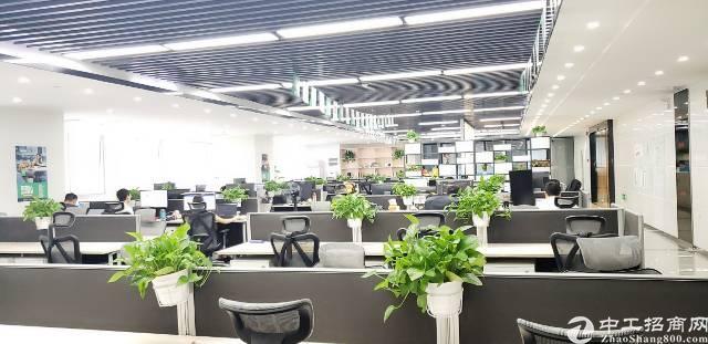 高新产业园补贴办公室2200平使用率70%配车位