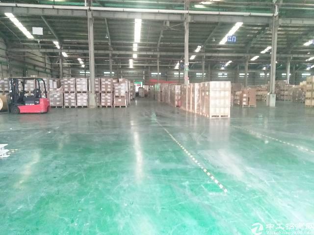 清溪镇标准物流园内单一层仓库13000平招租