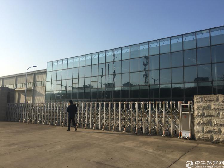 蔡甸经济开发区高标准平库15000平平价出租-图3