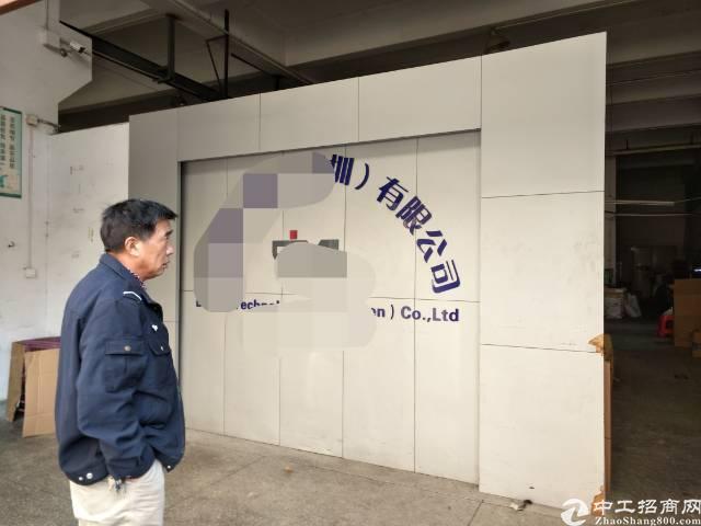 深圳沙井大王山工业园区新出带装修一楼700平方厂房出租