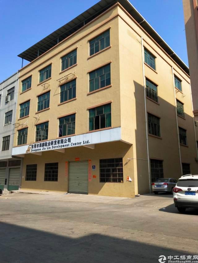 大朗原房东独院标准厂房3700平方招租