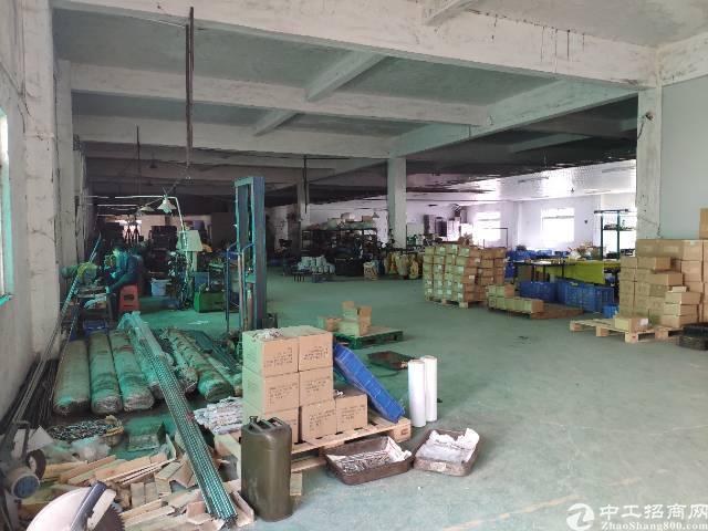 惠州市区附近独门独院单层厂房招租