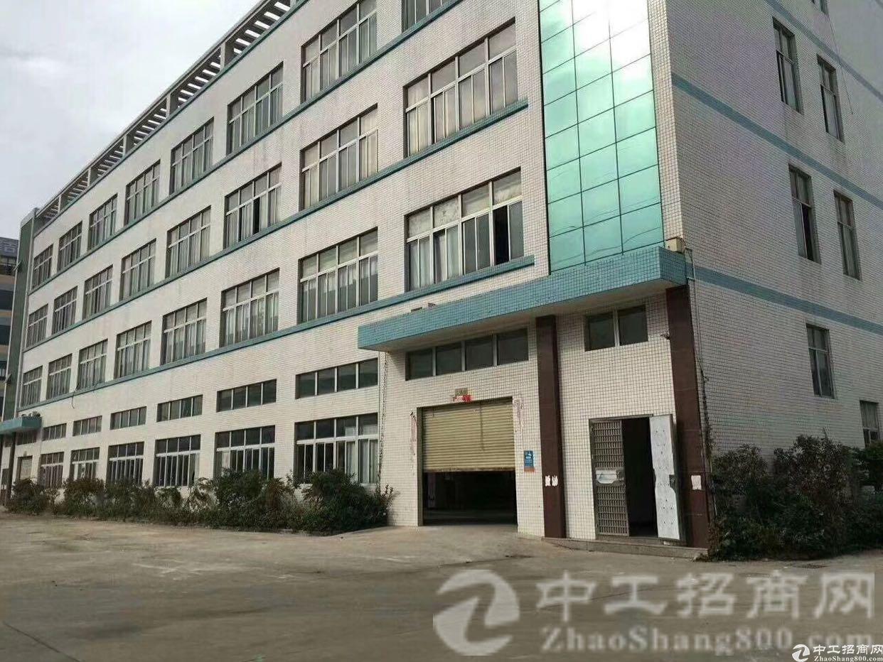 厚街镇赤岭科技园现有精装修厂房1270平方即将空出
