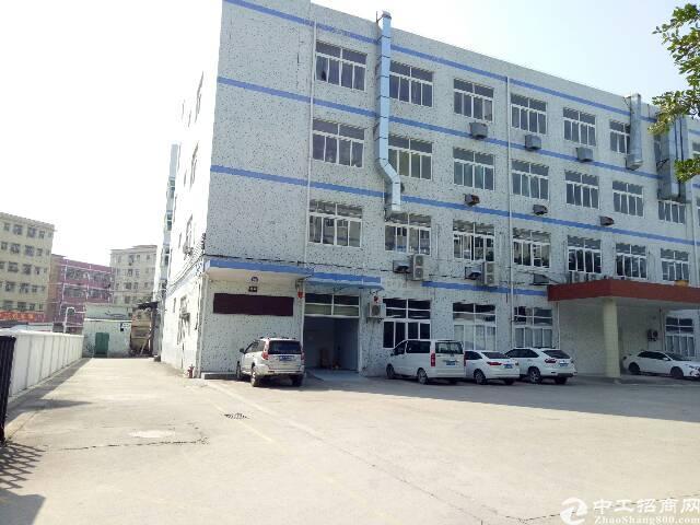 坑梓龙田社区工业园二楼厂房1200平米招租