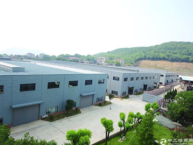 江夏新城开发区江南汽车产业园带航车轨道16米高厂房出租