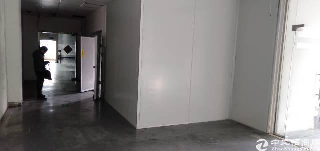 龙华清湖地铁附近精装修厂房260平