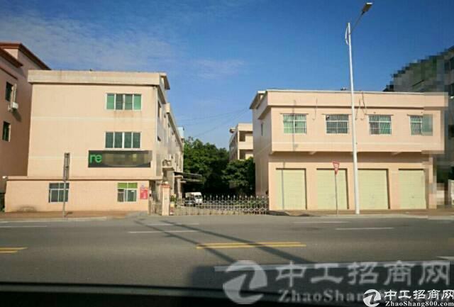 塘厦国有证独院厂房建筑2423平方出售