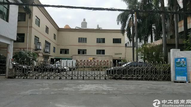 新出原房东急租标准厂房二楼3180平方
