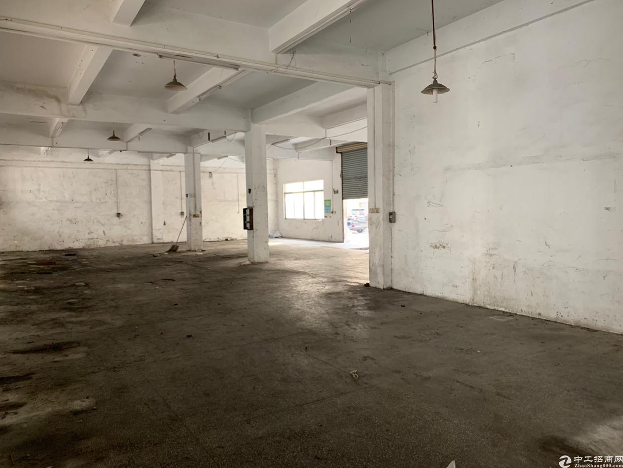 长安镇厦岗新出原房东厂房分租三楼1200实际面积
