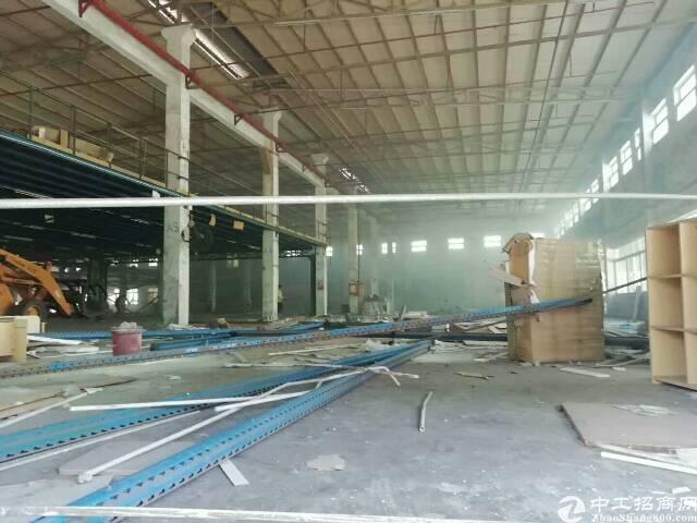 滴水8米钢构8000平米出租
