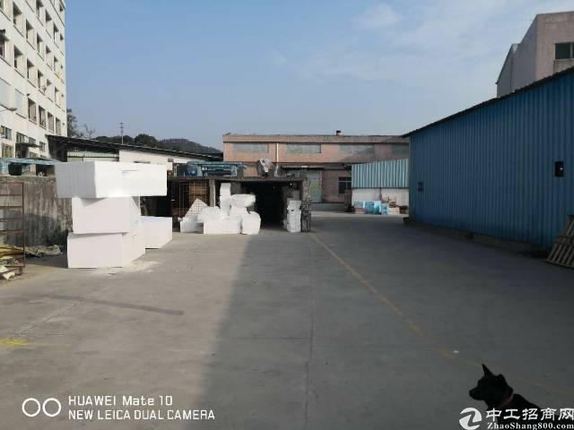 独院厂房单一层分租1300平方可做污染行业