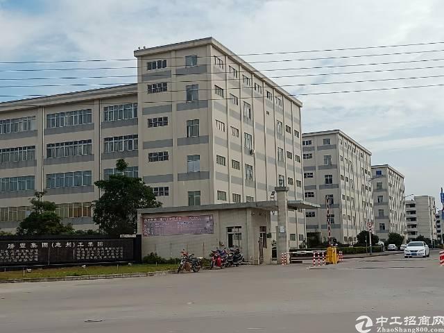 茶山镇靠惠州210000平米标准工业园出租