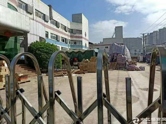 深圳沙井沙头工业园区附近新出独院5200平方厂房出租