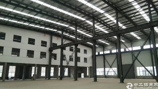 原业主江夏全新15米高钢构证件齐全