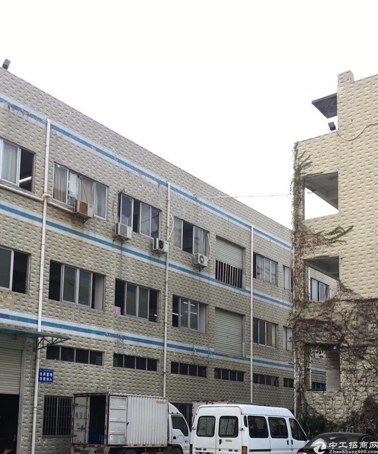 红本厂房占地4212平建筑4863平急售